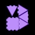 Pyramid_Tessalator.stl Download free STL file Ultimate Sandcastle Kit • 3D printable model, Lurgmog