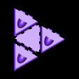 Tetrehedron_Tesselator.stl Download free STL file Ultimate Sandcastle Kit • 3D printable model, Lurgmog