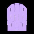 Back.stl Download free STL file Adirondack Chair • 3D printing design, Lurgmog