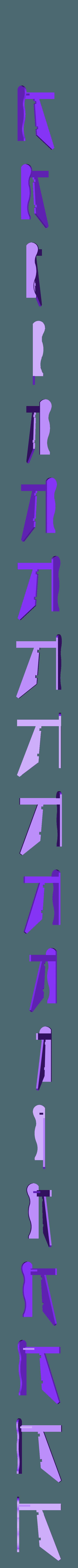 Right_Arm.stl Download free STL file Adirondack Chair • 3D printing design, Lurgmog