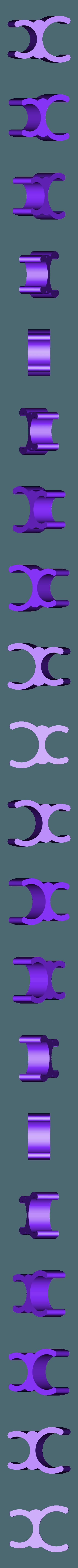 ombrellone2.stl Télécharger fichier STL gratuit Coupleur parapluie et chaise de plage paresseux • Plan imprimable en 3D, Lurgmog
