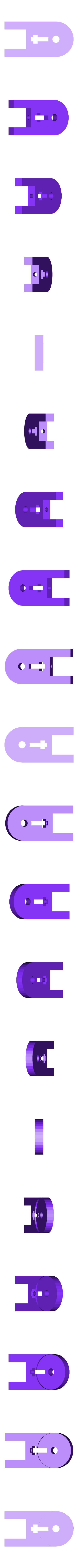 adjust_y_belt.stl Download free STL file sunhokey adjustable Y axes • Object to 3D print, Pudedrik