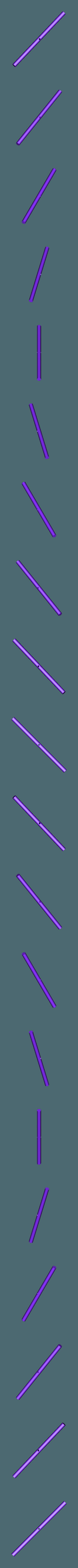 axis_cylinder.STL Download free STL file hyperbolic table experiment • 3D printer design, Pudedrik