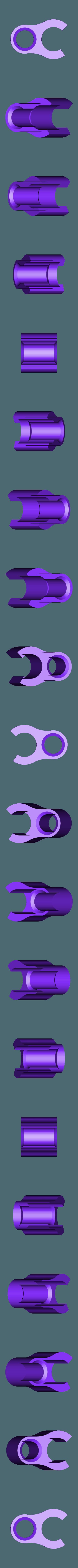 filamentclip2.stl Télécharger fichier STL gratuit m3d clip de guidage du filament • Design pour impression 3D, Lurgmog