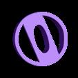 o.stl Download free STL file A-Z alphabet cookie cutter • 3D printer design, BlackSand3DMaker