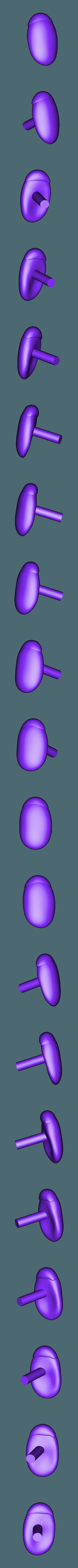 left_eye.stl Download free STL file Mr. Potato Head [Toy Story] • 3D printer template, Dream_it_Model_it