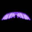 mustache.stl Download free STL file Mr. Potato Head [Toy Story] • 3D printer template, Dream_it_Model_it