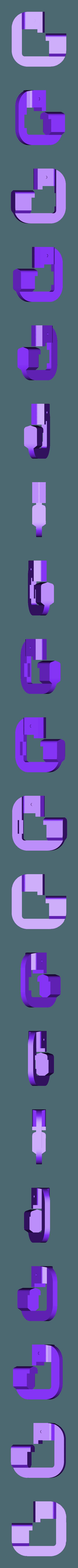 CastChainPuzzle1.stl Download free STL file CastChainPuzzle • 3D printable design, Digitang3D
