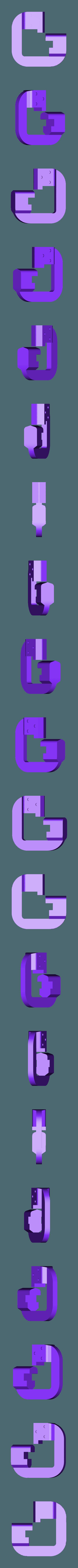 CastChainPuzzle3.stl Télécharger fichier STL gratuit CastChainPuzzle • Plan pour impression 3D, Digitang3D