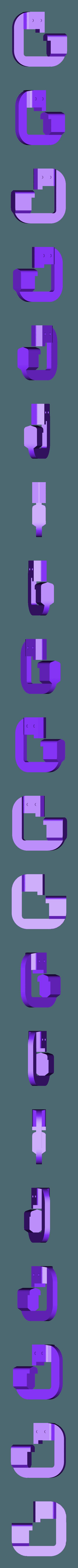 CastChainPuzzle2.stl Télécharger fichier STL gratuit CastChainPuzzle • Plan pour impression 3D, Digitang3D