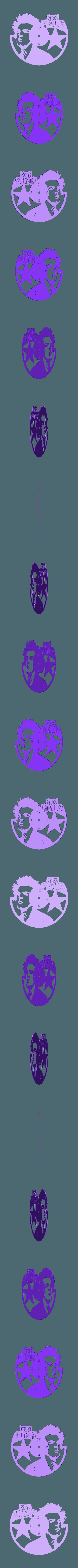 Frantic_Duup-Rottis.stl Télécharger fichier STL gratuit Pistolets Reloj Sex Pistols • Modèle pour imprimante 3D, 3dlito
