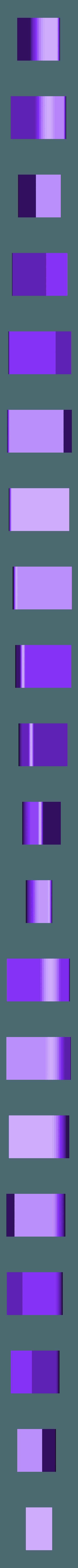 Slider.STL Télécharger fichier STL gratuit 3D Touch pour Prusa i4 • Plan pour impression 3D, perinski