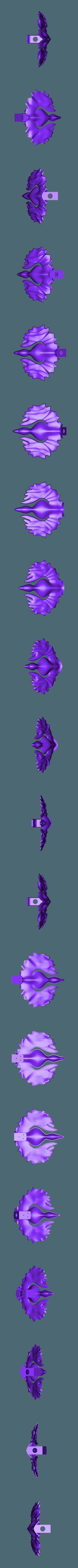 Body.stl Télécharger fichier STL gratuit Applique colombe • Modèle imprimable en 3D, micaldez