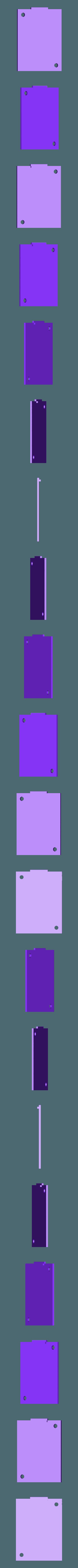 fondo base impresión 1.STL Télécharger fichier STL Boîte à lumière Funko Pop • Plan pour imprimante 3D, SnakeCreations