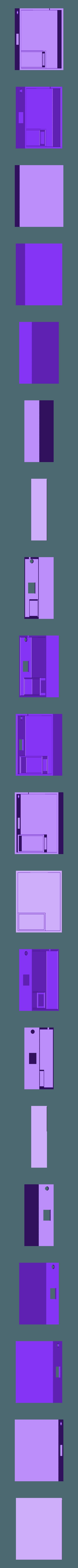 fondo base imprimir 2.STL Télécharger fichier STL Boîte à lumière Funko Pop • Plan pour imprimante 3D, SnakeCreations