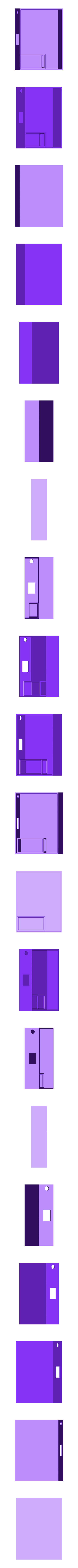 fondo base2.STL Télécharger fichier STL Boîte à lumière Funko Pop • Plan pour imprimante 3D, SnakeCreations