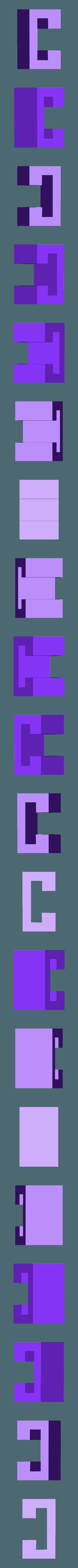 LOCK.stl Télécharger fichier STL gratuit Pot design / Moule à glaces • Modèle pour impression 3D, TOUT-A-1-EURO