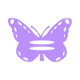 Butterfly_Finger_Puppet.stl Download free STL file Butterfly Fun • 3D print template, barb_3dprintny