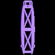 """SPDVL124top4.stl Télécharger fichier STL gratuit SPDVL124 - Cadre Micro Quad 2.5"""" Racing / Freestyle 2.5 • Modèle à imprimer en 3D, Gophy"""