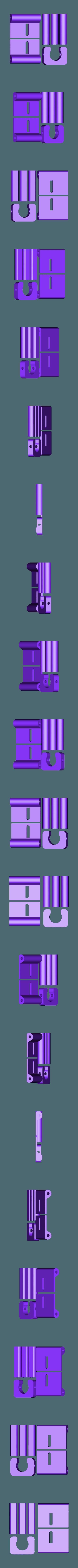 """SPDVL124_standoffs.stl Télécharger fichier STL gratuit SPDVL124 - Cadre Micro Quad 2.5"""" Racing / Freestyle 2.5 • Modèle à imprimer en 3D, Gophy"""