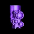 OpticsProbe.stl Download free STL file Scuttling Spirit of the Machine God • 3D printer model, FelixTheCrazy