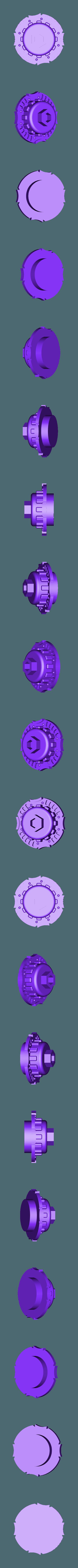 leg_joint_mid_smaller.stl Download free STL file Scuttling Spirit of the Machine God • 3D printer model, FelixTheCrazy