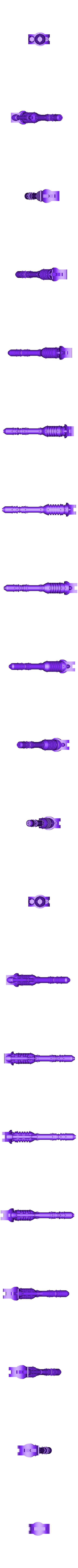neutron_laser_smaller.stl Download free STL file Scuttling Spirit of the Machine God • 3D printer model, FelixTheCrazy