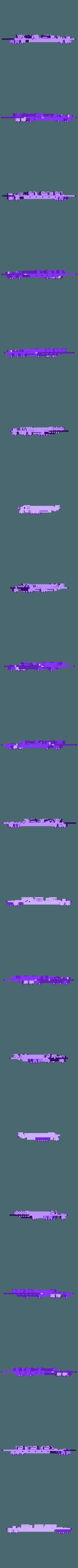 pyBadge.stl Download free STL file PyBadge Case with Flip Out Mic (TensorFlow Lite Kit) • Template to 3D print, Adafruit