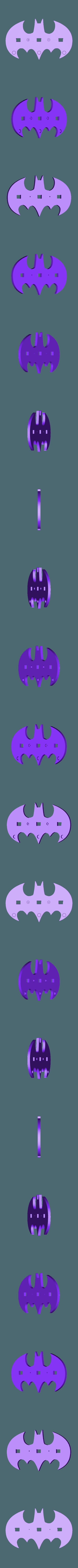 logo.stl Télécharger fichier STL gratuit BatmanRepisa • Design à imprimer en 3D, Aslan3d