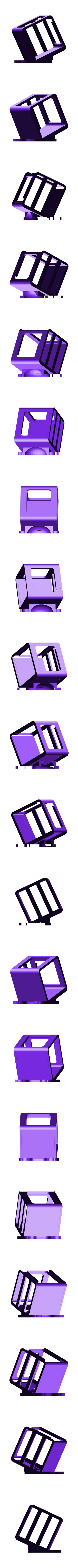 Mark_II_runcam5_25d_ready-to-prnt.stl Télécharger fichier STL gratuit Runcam 5 Case / Mark II 25° montage 25 • Objet imprimable en 3D, Gophy