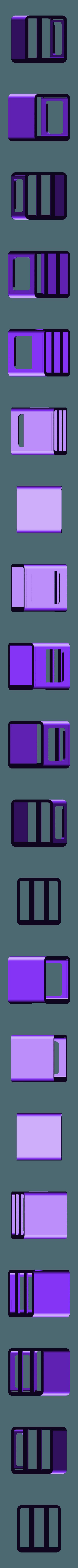 Runcam_5_Case.stl Télécharger fichier STL gratuit Runcam 5 Case / Mark II 25° montage 25 • Objet imprimable en 3D, Gophy
