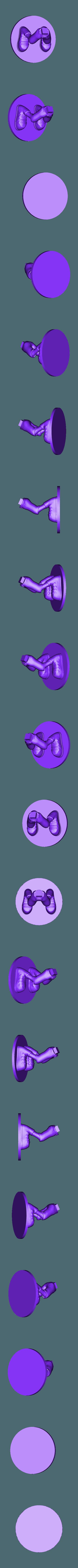 legs2.stl Télécharger fichier STL gratuit Crash bandicoot • Design pour impression 3D, brayanrosas94