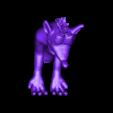 body.stl Télécharger fichier STL gratuit Crash bandicoot • Design pour impression 3D, brayanrosas94