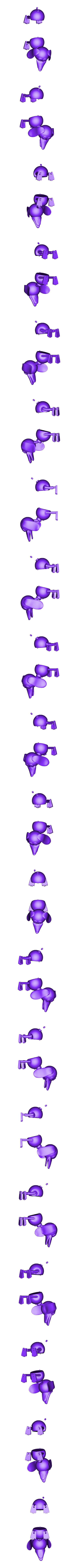 full_body.stl Download free STL file Slinky [Toy Story] • 3D printable model, Dream_it_Model_it