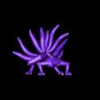 Complete.OBJ Télécharger fichier OBJ gratuit Kyuubi[Naruto] • Plan imprimable en 3D, Dream_it_Model_it