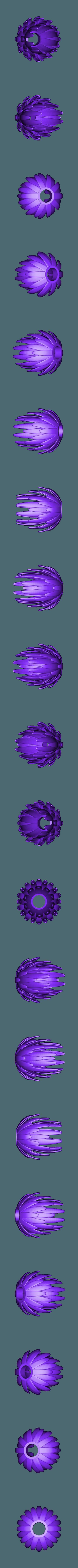 lamp3.STL Download free STL file Flower Lamp • Design to 3D print, Gathnobrain