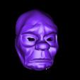 Mask.STL Télécharger fichier STL gratuit Masque • Objet pour impression 3D, osayomipeters