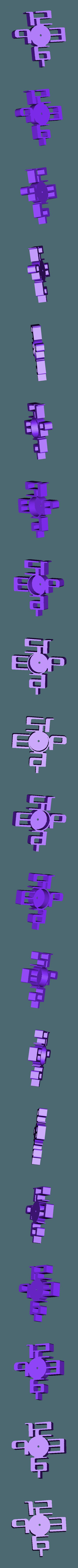 clok.STL Télécharger fichier STL gratuit chronométrer • Objet à imprimer en 3D, gaevskiiy