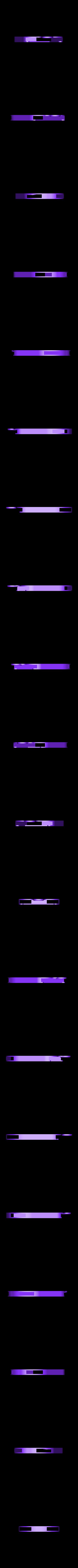 Cache Lame.stl Télécharger fichier STL Petite Mandoline • Modèle imprimable en 3D, Nitsoh