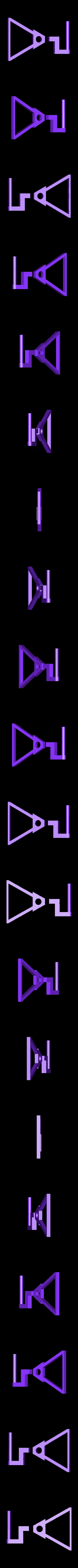 Hitch.stl Download free STL file HO Scale Office Trailer • 3D printer design, kabrumble