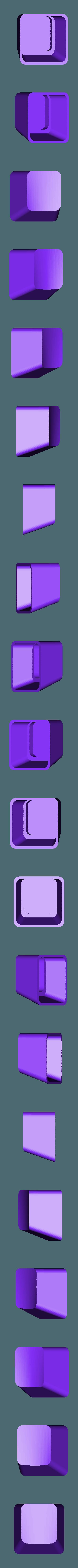 blank_cap.stl Download free STL file Key cap • 3D printing object, MakeItWork