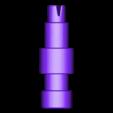 reina.STL Télécharger fichier STL gratuit Figurines d'échecs • Plan pour imprimante 3D, SnakeCreations
