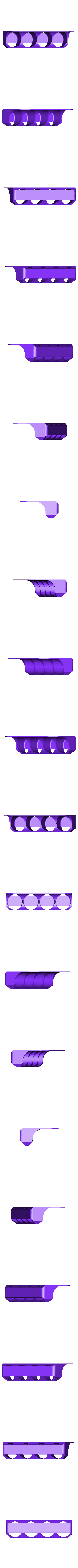 spice_rack_v2.stl Download free STL file Spice Rack v2 • 3D printing object, 3DME