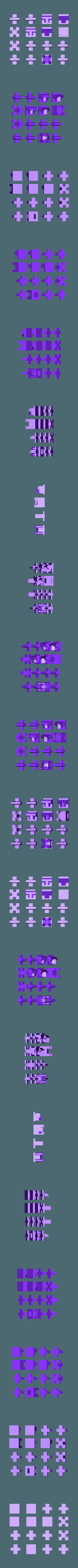 derivitive_castle_building_chess_set_sheet.stl Télécharger fichier STL gratuit Feuille solo pour le jeu d'échecs du château d'Emphes • Modèle pour impression 3D, Urukog