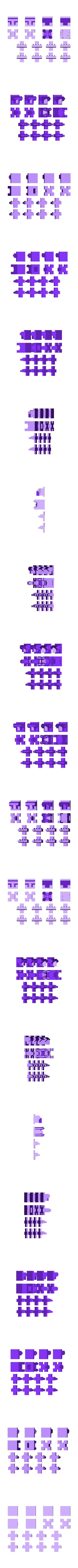 CastleChessStV9.stl Télécharger fichier STL gratuit Feuille solo pour le jeu d'échecs du château d'Emphes • Modèle pour impression 3D, Urukog