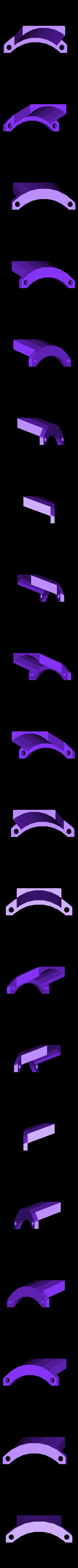 LightAttachment.stl Télécharger fichier SCAD gratuit Fixation légère pour Ultimaker • Design à imprimer en 3D, Urukog