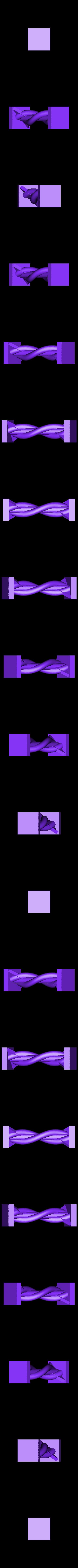 Pillar1_a.stl Download free SCAD file Dual color D&D Pillar • 3D print object, Urukog