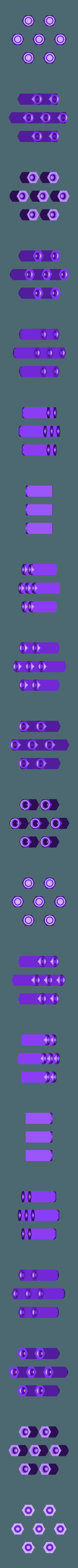 turtlebot_mount_flag.stl Télécharger fichier SCAD gratuit Support de drapeau pour TurtleBot • Modèle à imprimer en 3D, Obenottr3D