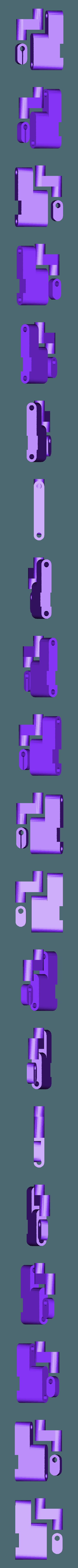 Raspberry_Pi_to_Arduino_Mount_V1.stl Download free STL file Arduino to Raspberry Pi Mount V1.0 • 3D printable design, Obenottr3D