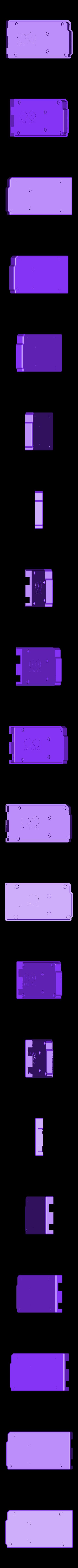 ArduinoMega_Case_Bottom.stl Télécharger fichier STL gratuit Arduino Mega étui confortable • Plan pour imprimante 3D, Obenottr3D
